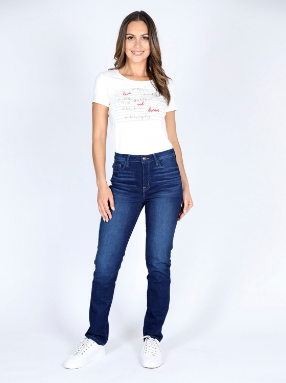 Jeans azules